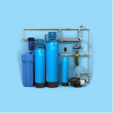 Монтаж и установка систем водоподготовки и водоочистки